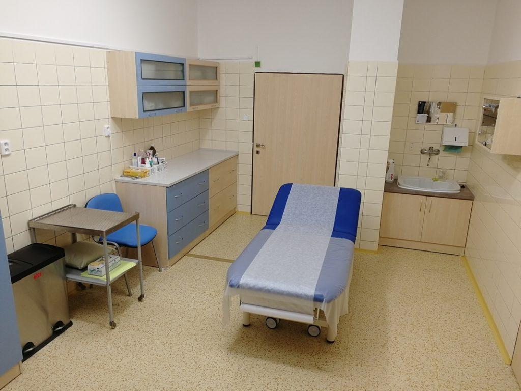 Privátní chirurgická ambulance - Ordinace v Hlinsku